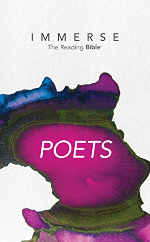 [F.R.E.E] Immerse: Poets (Immerse: The Reading Bible)<br />PPT