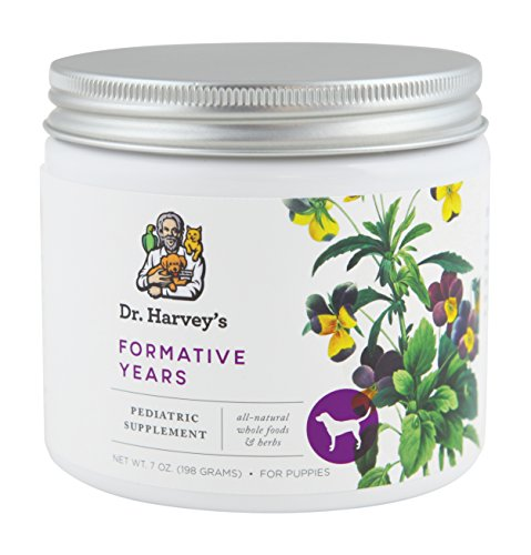 Dr. Harvey's 1 Piece Formative Years Herbal Supplement for Puppies, 7 -