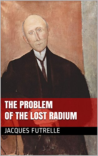 book cover of Problem Of The Lost Radium