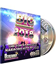 Mr. Entertainer Big Hits Karaoke del 2018 - Double CDG Pack. 40 canzoni migliori
