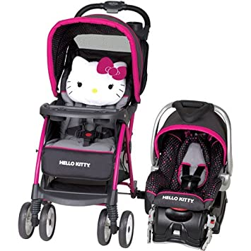 Amazon.com : Baby Trend o Kitty Venture Travel System : Baby