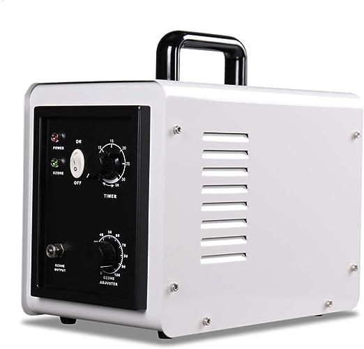 HJJGRASS Generador de ozono purificador de Aire del Tubo de ...