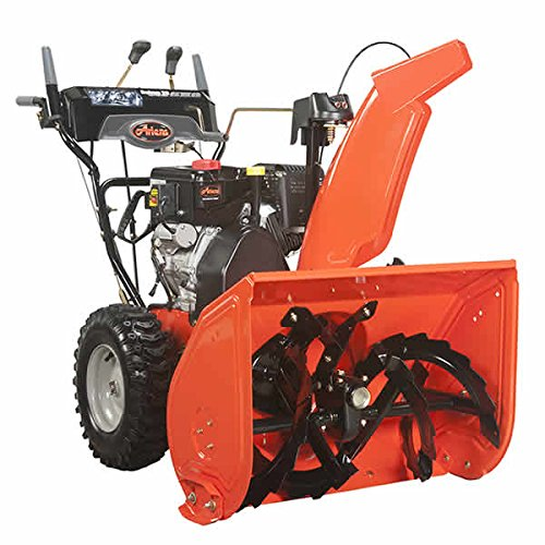 Where to Shop Ariens 921044 Deluxe 28 SHO 306cc 28 in. Snow Thrower with Electric Start