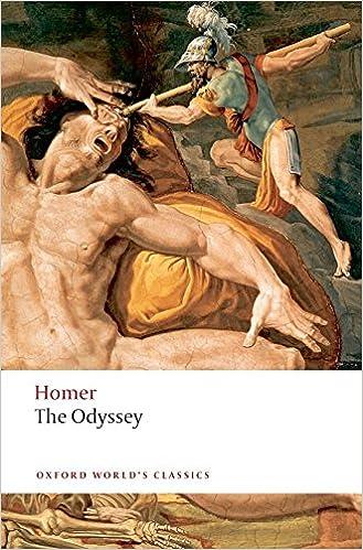 World Literature Essay on the Odyssey?