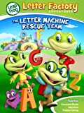 Leapfrog Letter Factory Adventures: The Letter Machine Rescue Team [DVD]