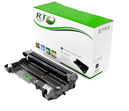 (Renewable Toner Compatible Drum Unit Replacement for Brother DR620 DR-620 for use in HL-5370DW 5340D DCP-8065DN 8060 HL-5240 5250DN MFC-8890DW 8460N)