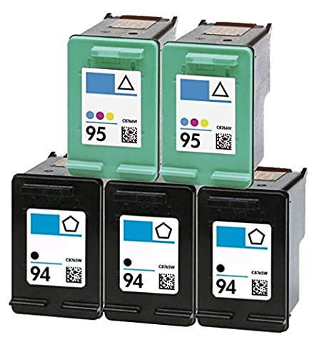 OCProducts Compatible Ink Cartridge Replacement for HP H470 ( Black ) (95 98 Hp Ink Cartridge)