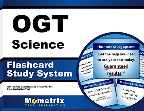 OGT Science Flashcard Study System: OGT Test Practice Questions & Exam Review for the Ohio Graduation Test (Cards)