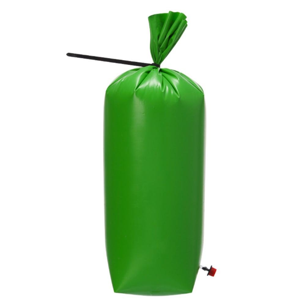 Adjustable Tree Watering Bag PVC Slow Release Plant Watering Bag with Nozzle for Tree Irregation Lembeauty