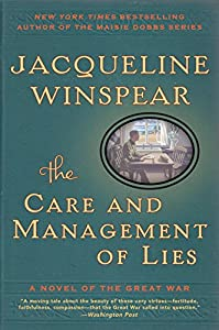 Paperback The Care and Management of Lies Book