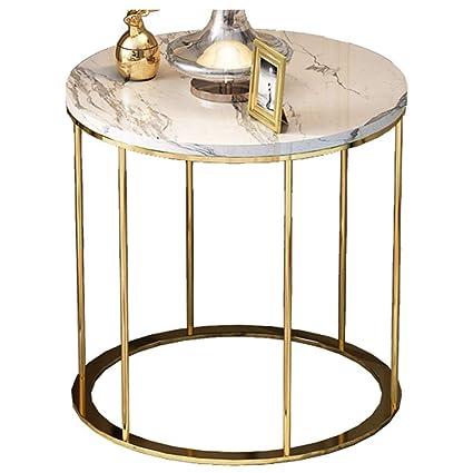 Amazon.com: Mesa de café para salón/lado de ofá, muebles ...