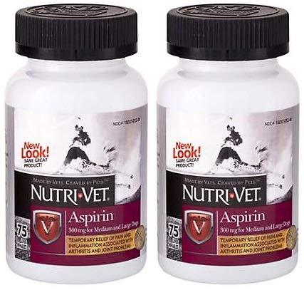 Nutri-Vet K-9 Aspirin - 2 Pack ()