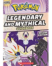 Legendary and Mythical Guidebook: Deluxe Edition (Pokémon)