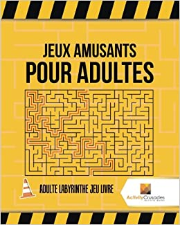 Amazon Com Jeux Amusants Pour Adultes Adulte Labyrinthe