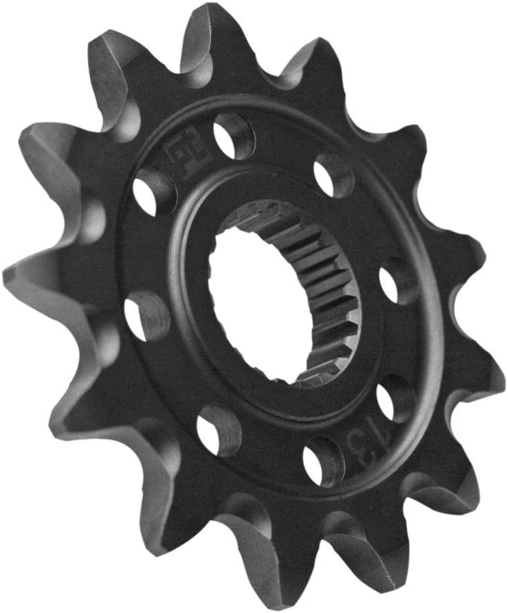 Pro Taper Front Sprocket for 93-04 Yamaha YZ125 Natural 12T