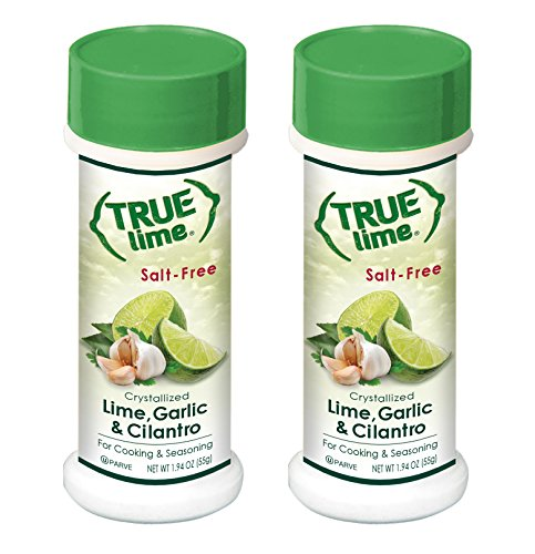 True Lime Garlic & Cilantro Seasoning (2 pack). - Lime Steak