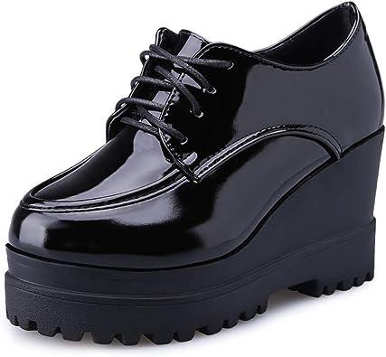 High Heels Round Toe Dress Shoes