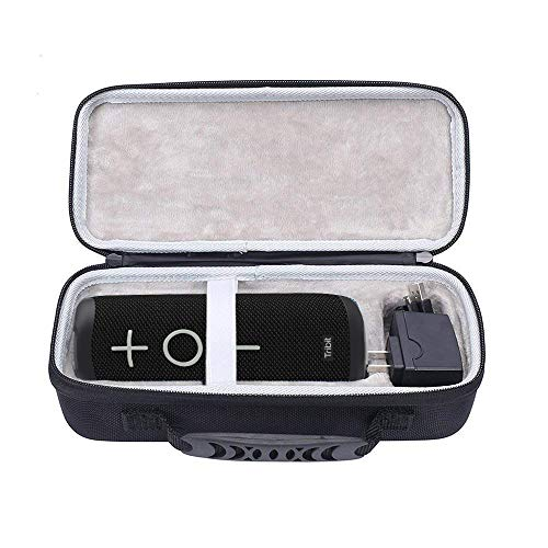 Esimen Hard Carrying Case for Tribit X-Boom XBoom Bluetooth Speaker Carry Cover Bag Protective Box