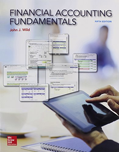 Financial Accounting Fundamentals with Connect