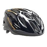 Cheap Rollerblade Workout Helmet, Unisex, Black and Orange,  Medium