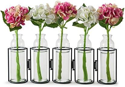 Danya B. 8 Hinged 5 Bottle Vase