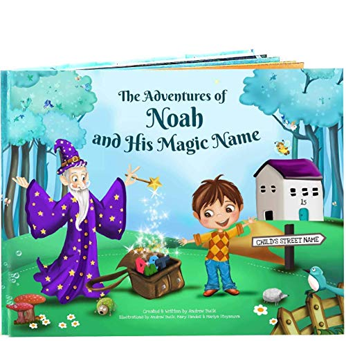 (Personalized Story Book for Kids - Totally Unique - Great Gift - Custom Made - Baby Keepsake)
