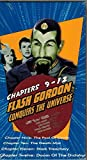 Flash Gordon Conquers The Universe - Chapters 9 -12 [VHS]