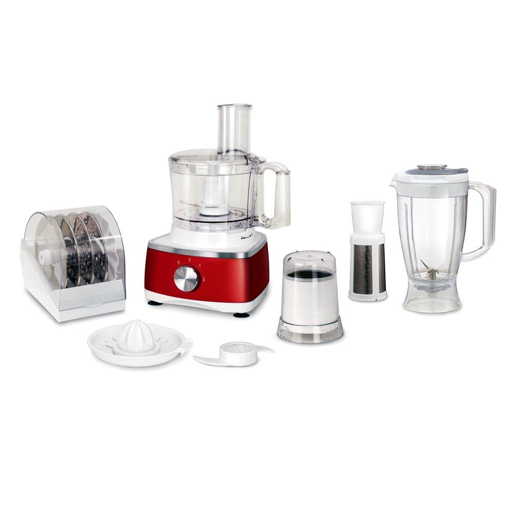 CMYK-Robot de cocina y licuadora batidora 1,5 L, 550 W: Amazon.es: Hogar