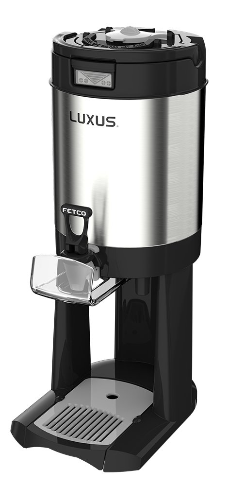 FETCO D448 Thermal Dispenser, Stainless Steel, 1.0 gal