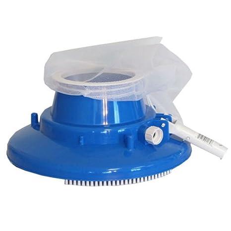 Swimming Pool Leaf Gulper Leaf Eater Vacuum Cleaner w/ wheels and brushes