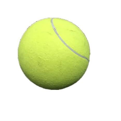 GZXHWWJ Juguete para Perros 24 Cm Pelota de Tenis para Perros ...