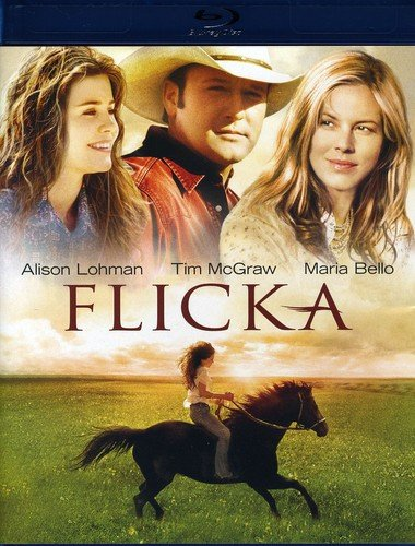 Blu-ray : Flicka (, Dubbed, Dolby, AC-3, Digital Theater System)
