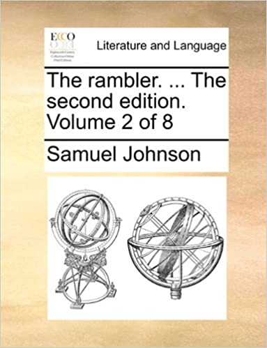 Download The rambler. ... The second edition. Volume 2 of 8 PDF
