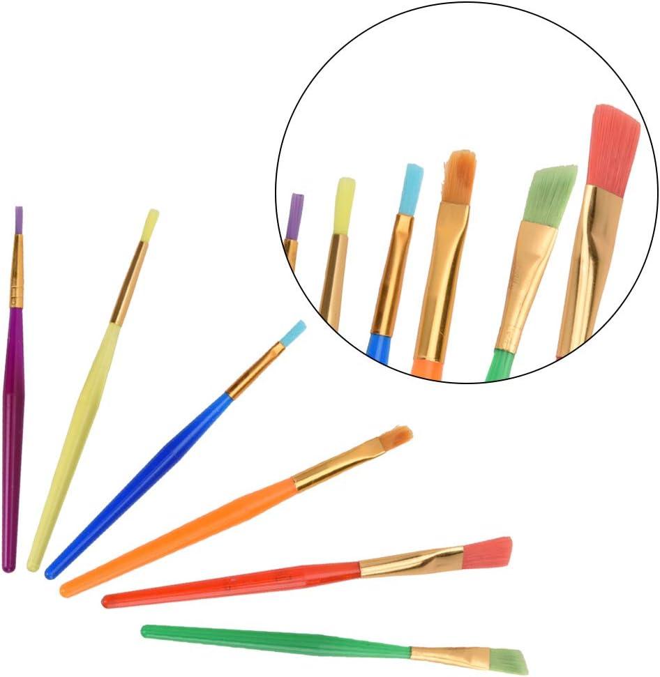 Pennello per Decorare Colorare per la Cottura Forniture da Forno Utensili da Cucina Pennelli per Decorare Torte Pennarello per Torta Fondente Piccola Penna per Torta Pokerty9 Pennello per Torta