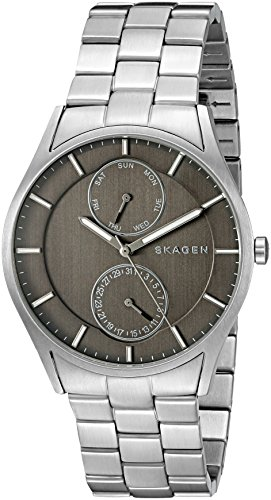 Skagen-Mens-SKW6266-Holst-Stainless-Steel-Link-Watch