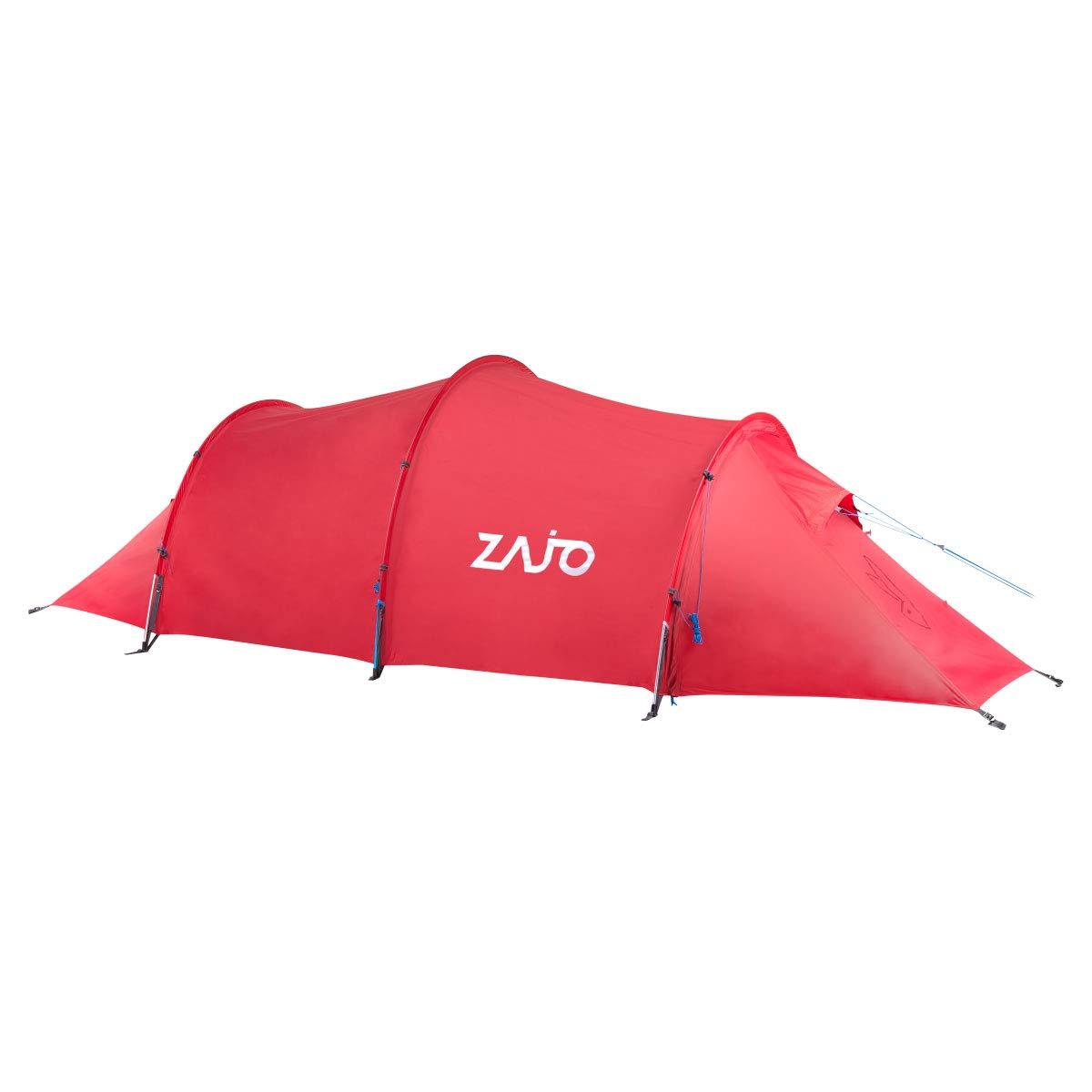 Zajo Tunnelzelt Lapland 4 Personen Trekkingzelt Outdoor Zelt
