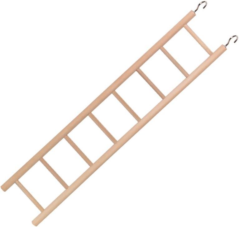Nobby - Escalera de Madera (8 peldaños, 34 x 7 cm): Amazon.es: Productos para mascotas