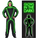 GlowMan Costumes Men's GlowMan Adult Costume