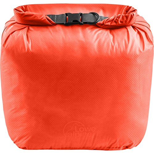 Alpine Nylon Sleeping Bag (Lowe Alpine Ultralite Drysack Red, L)