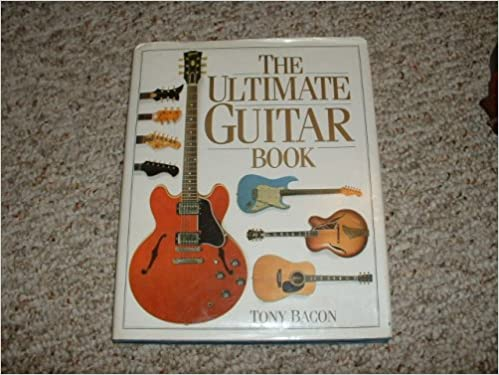guitar bacon tony ultimate book the