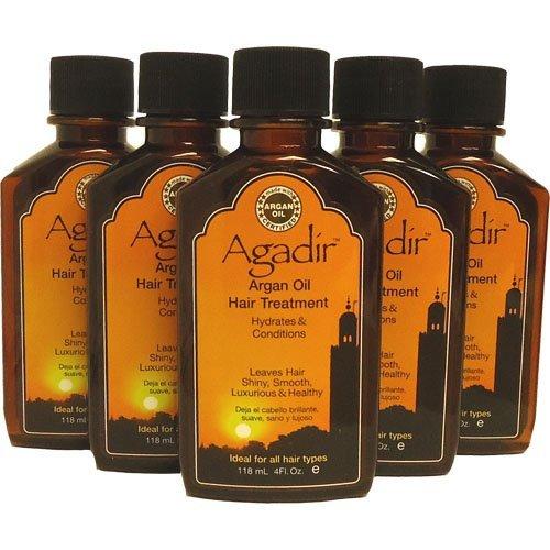 Agadir Argan Oil Hair Treatment 5pcs X 4oz Big Sale by Agadir