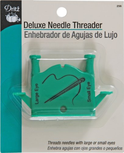 Find Bargain Dritz Deluxe Needle Threader