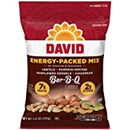 David Seeds Bar-B-Q Energy-Packed Mix for Snacking, 5 oz.