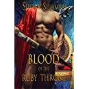 Blood of the Ruby Throne (Blood Throne Series Book 1)