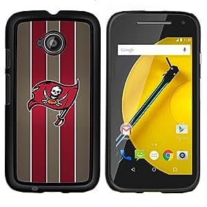 Stuss Case / Funda Carcasa protectora - Pirate equipo de fútbol - Motorola Moto E2 E2nd Gen