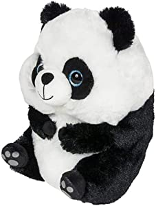 ArtCreativity Belly Buddy Panda, 9 Inch Plush Stuffed Panda Bear, Super Soft and Cuddly Toy, Cute Nursery Décor, Best Gift for Baby Shower, Boys and Girls Ages 3+