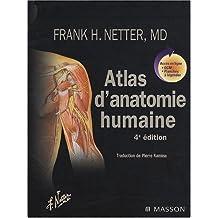 ATLAS D'ANATOMIE HUMAINE 4ED.