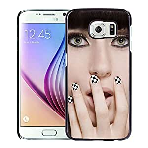 New Custom Designed Cover Case For Samsung Galaxy S6 With Cute Girl Girl Mobile Wallpaper(2).jpg