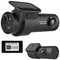 BlackVue DR750S-2CH Car Black Box/Car DVR Recorder Built-in Wi-Fi, Cloud, 1080p Full HD, 60FPS, G Sensor, GPS (16GB + Power Magic Pro)