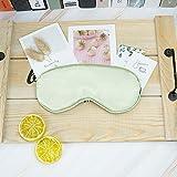 Silk Sleeping Mask, Natural Silk Eye Mask, Silk